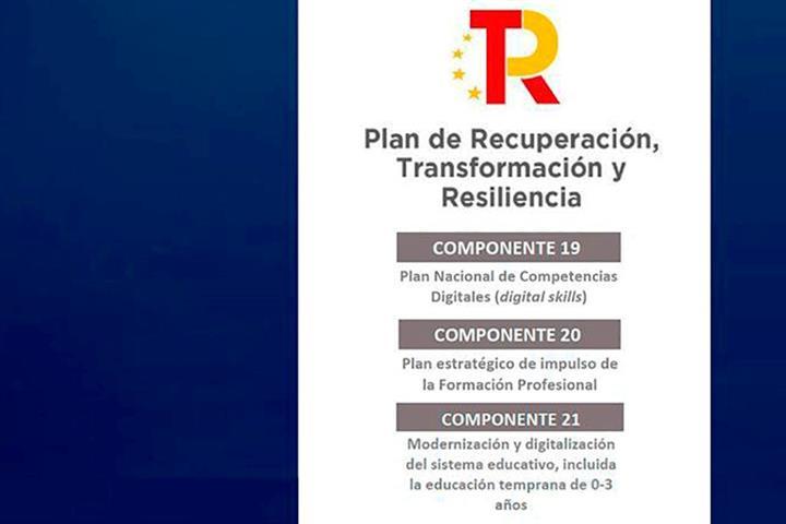 Celaá afirma que la inversión de 4.687 millones de euros del Plan de Recuperación supone un impulso decisivo para la transformación y modernización del sistema educativo