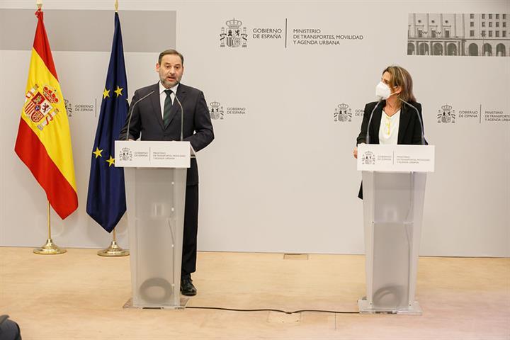 El Plan de Recuperación invertirá en movilidad y agenda urbana 20.000 millones de euros y creará casi 500.0000 empleos