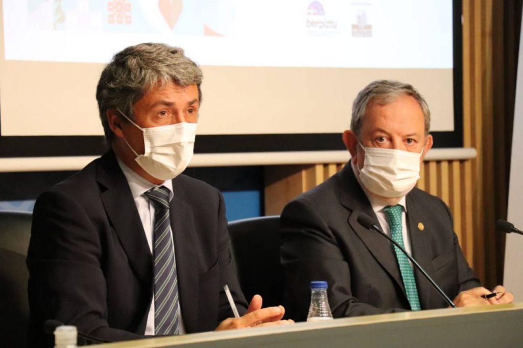 Euskadi recibirá 538 millones de euros de los fondos europeos entre 2021 y 2023